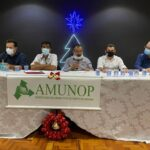 NOVA DIRETORIA DA AMUNOP CONFIRMA COMPROMISSO COM PROGRAMAS DE DESENVOLVIMENTO REGIONAL