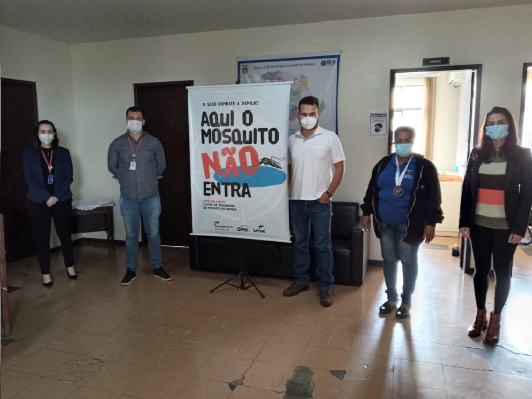 """Campanha Regional """"Aqui o Mosquito Não Entra"""" encerra com números expressivos"""