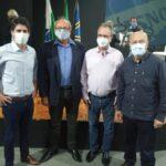 Amunop debate Programa Paraná Produtivo em reunião com prefeitos e lideranças