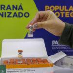 18ª Regional de Saúde recebe novo lote de vacinas AstraZeneca e Pfizer