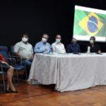 Presidente da Amunop participa da abertura de programa de Cursos Técnicos do Senac.